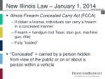 new illinois law january 1 2014