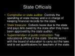 state officials1