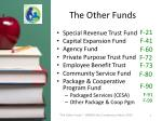 the other funds1
