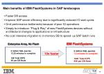 main benefits of ibm flashsystems in sap landscapes