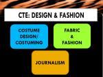 cte design fashion