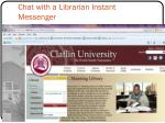 chat with a librarian instant messenger1