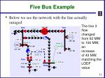 five bus example2