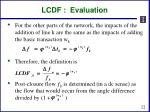 lcdf evaluation1