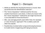 paper 1 deroyon