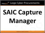 large cyber procurements