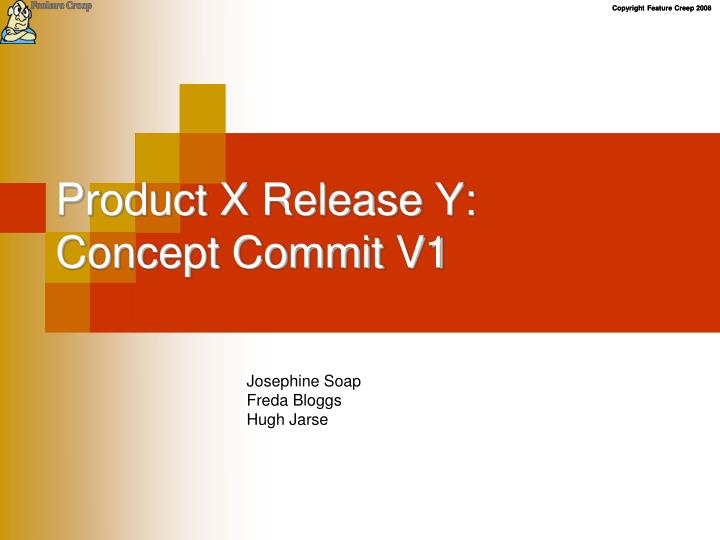 product x release y concept commit v1 n.