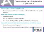 common core state standards for ela literacy