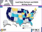lead state partners and ngss writing team