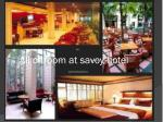 all of room a t savoy hotel