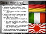 causes of wwii in europe2
