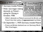 causes of wwii in europe6