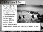 d day june 6 19442