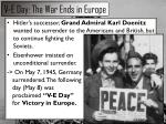 v e day the war ends in europe1