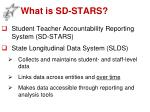 what is sd stars