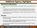 additional agency highlights2