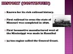 history continued4
