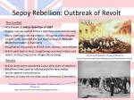 sepoy rebellion outbreak of revolt