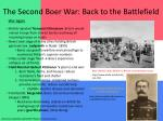 the second boer war back to the battlefield