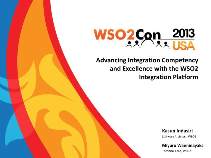 advancing integration competency and excellence with the wso2 integration platform n.