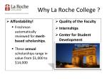 why la roche college