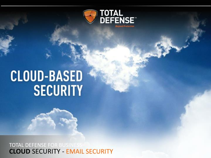 total defense for business cloud security email security n.