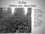 vj day victory over japan day