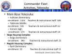 commander fleet activities yokosuka