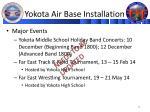 yokota air base installation4