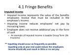 4 1 fringe benefits4