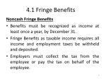 4 1 fringe benefits6