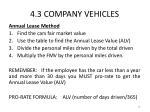 4 3 company vehicles3
