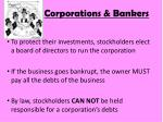 corporations bankers4