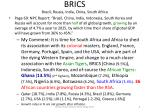 brics brazil russia india china south africa
