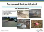 erosion and sediment control19