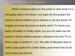 power play state vs nation
