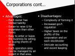 corporations cont1