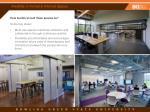 flexibility in formal informal spaces