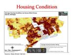housing condition