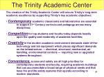 the trinity academic center