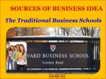 sources of business idea1
