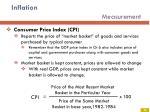 inflation measurement