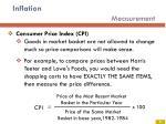 inflation measurement1