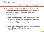 unemployment measuring unemployment2