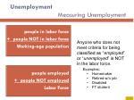unemployment measuring unemployment3