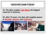 hoover dam today
