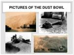 pictures of the dust bowl