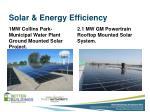 solar energy efficiency