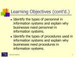 learning objectives cont d1
