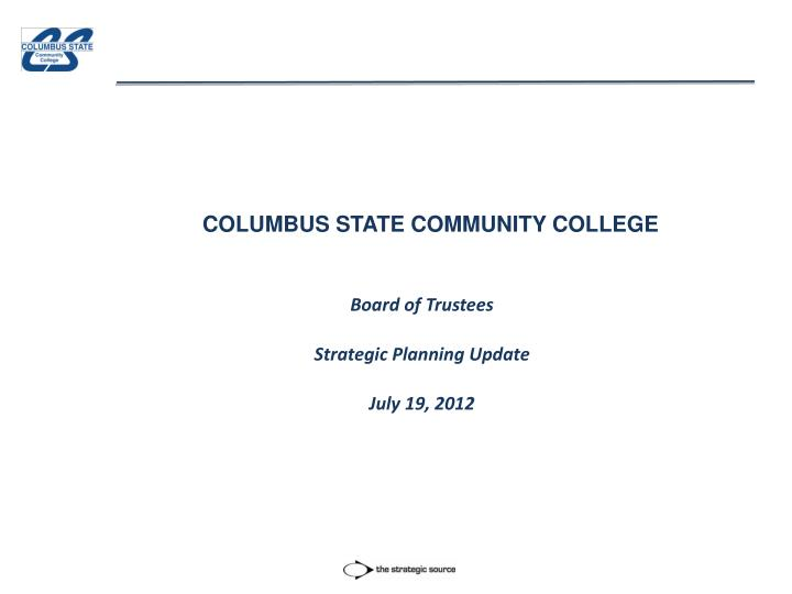 columbus state community college n.
